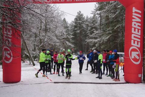 12. Pääsküla raba maraton 2017