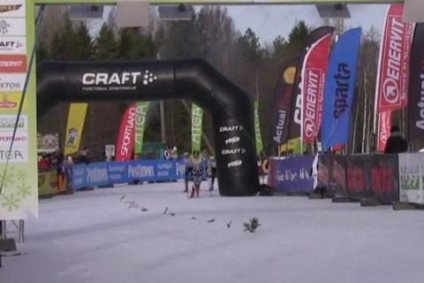 19. Tallinna Suusamaraton 2017